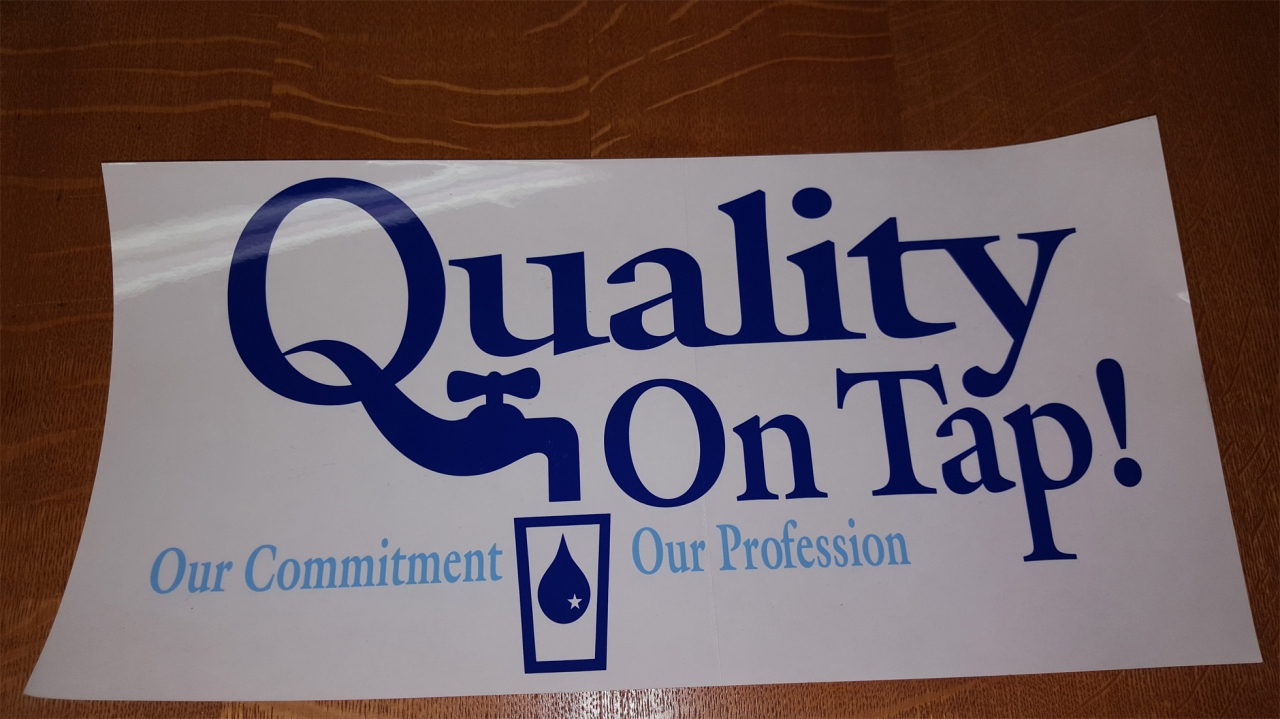 QOT Large Decal 2 Color